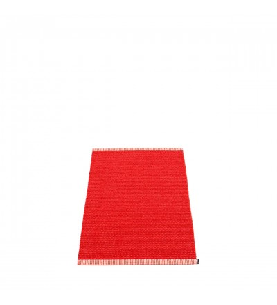Chodnik MONO Pappelina - red / coral red, różne rozmiary