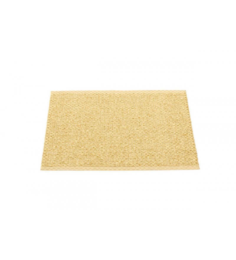 Chodnik SVEA Pappelina - gold metallic / pale yellow, różne rozmiary