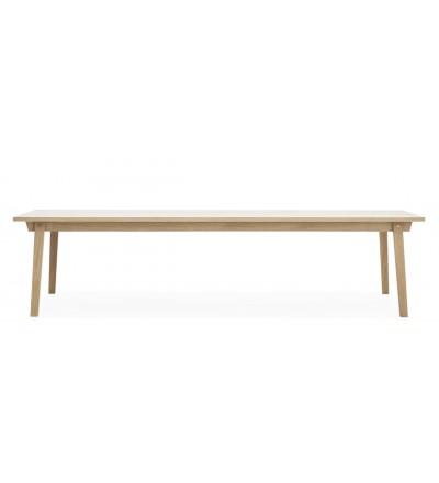 Stół SLICE TABLE 90 x 300 cm Normann Copenhagen - dąb