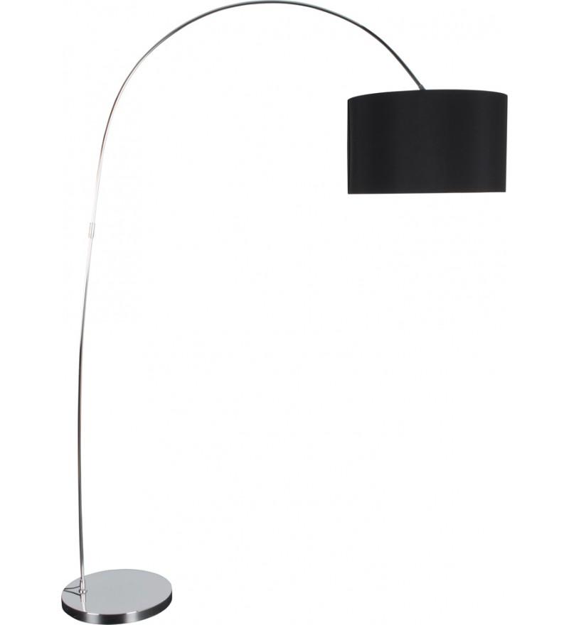 Lampa podłogowa New Wiggly White Label Living - czarna