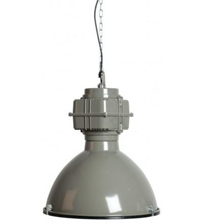 Industrialna fabryczna lampa wisząca Vic Zuiver - szara