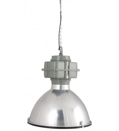Industrialna fabryczna lampa wisząca Vic Zuiver - chrom