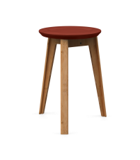 Stołek Bottom We Do Wood - 2 kolory