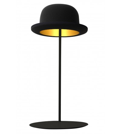 Lampa stojąca Melonik Jeeves Innermost - czarna