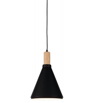Lampa wisząca MELBOURNE It's about RoMi - czarna, wys. abażura 38 cm