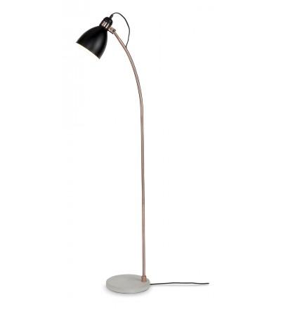 Lampa podłogowa DENVER It's about RoMi - czarna