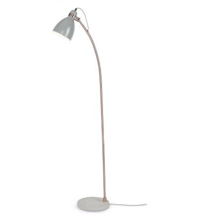 Lampa podłogowa DENVER It's about RoMi - szara