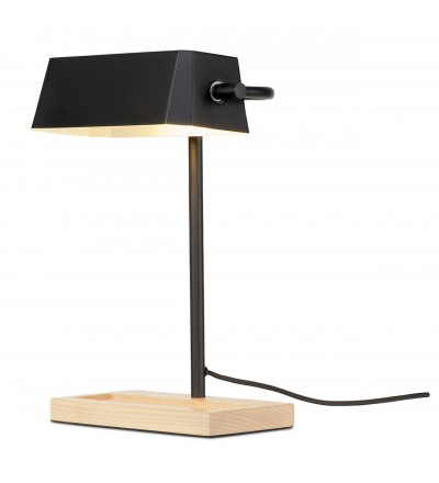 Lampa stołowa CAMBRIDGE It's about RoMi - czarna