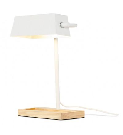 Lampa stołowa CAMBRIDGE It's about RoMi - biała