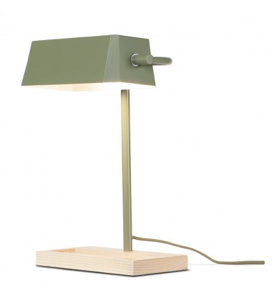 Lampa stołowa CAMBRIDGE It's about RoMi - oliwkowa