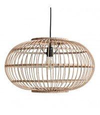 Lampa wisząca HK Living - bambusowa