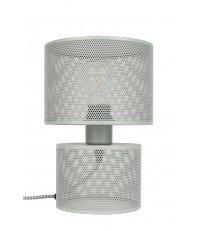 Lampa stołowa GRID ZUIVER - szara