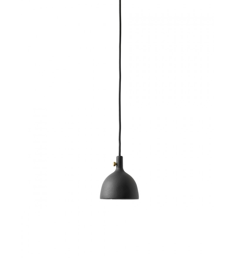 Lampa wisząca Cast 2 Menu czarna Pufa Design