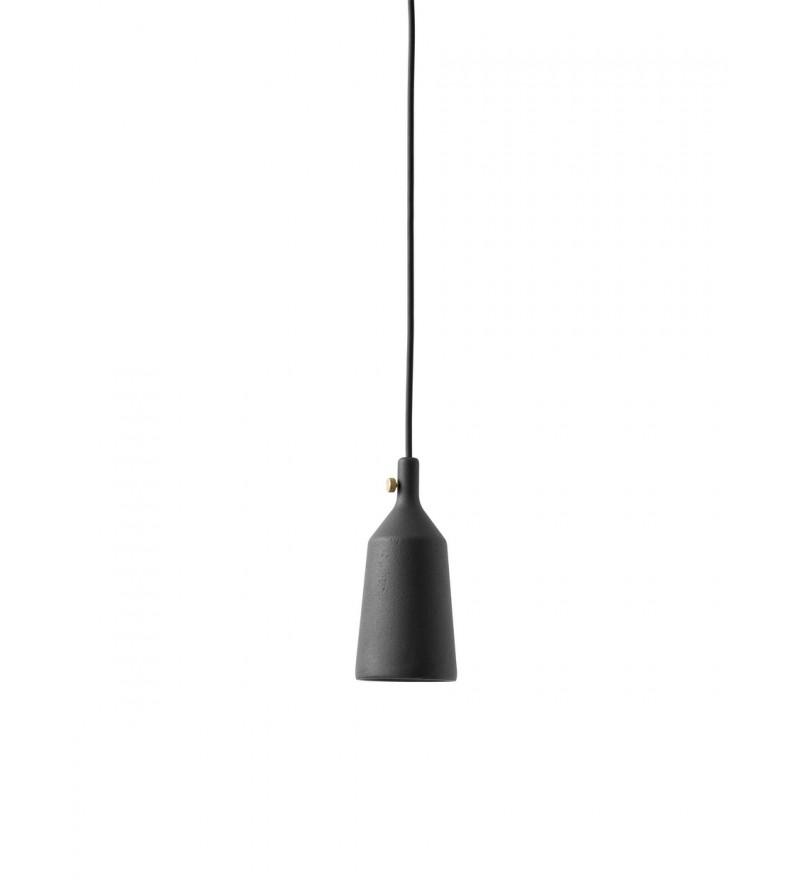 Lampa wisząca Cast 3 Menu - czarna
