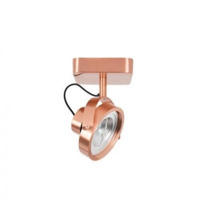 Lampa Spotlight DICE-1 LED miedziany