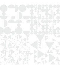 Tapeta FIGURES ONWALL - jasnoszary