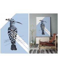 Grafika na płótnie Canvas HOOPE ONWALL - COLOR 01, 50x70cm