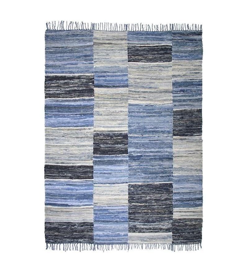 Dywan / patchwork jeans HK Living 170 x 240 cm
