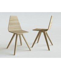 Krzesło CANT IWONA KOSICKA DESIGN - dębowy, różne wymiary