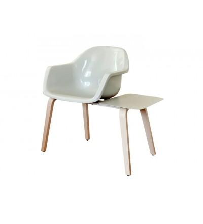 Krzesło ze stolikiem LES BRUNIS Pulpo Design