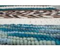 Dywan ręcznie dziergany Norway Zuiver - różne rodzaje