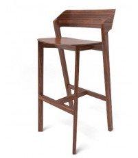 Krzesło barowe Merano TON - orzech amerykański