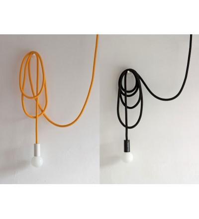 Lampa lina Loop Line Pani Jurek - różne kolory