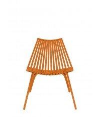 Krzesło LOTOS POLITURA - orange