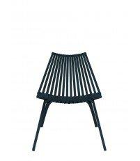 Krzesło LOTOS POLITURA - ciemny turkus (dark turquoise)