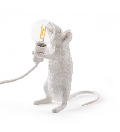 Lampa Mouse Seletti - wersja stojąca
