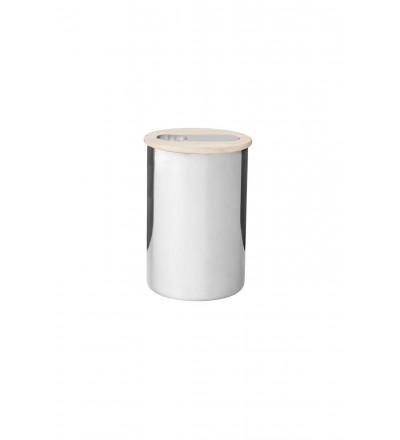 Pojemnik na kawę Scoop Stelton - 0,5 kg, stalowy