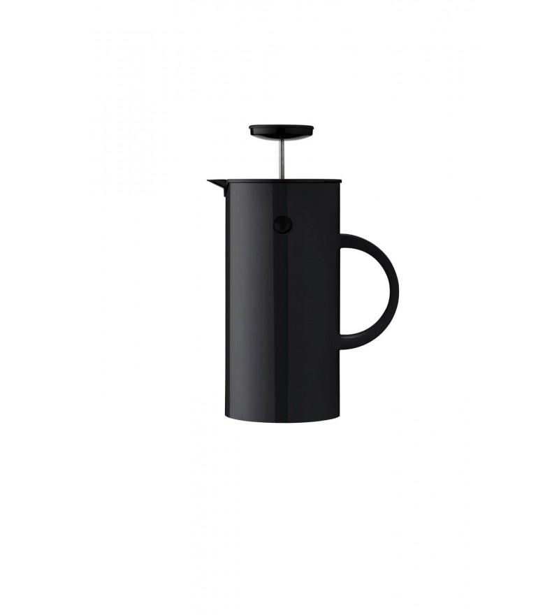 Zaparzacz do kawy z termosem EM77 Stelton - 0.5 l, czarny