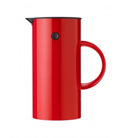 Zaparzacz do kawy z termosem EM77 Stelton - 0.5 l, czerwony