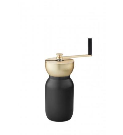 Młynek do kawy Collar Stelton - czarny