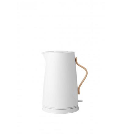 Czajnik elektryczny Emma Stelton - biały, bezprzewodowy
