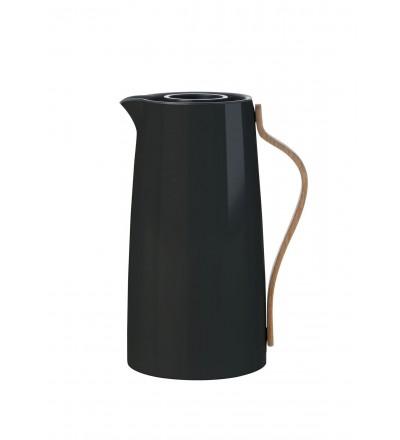 Dzbanek do kawy Emma Stelton - czarny