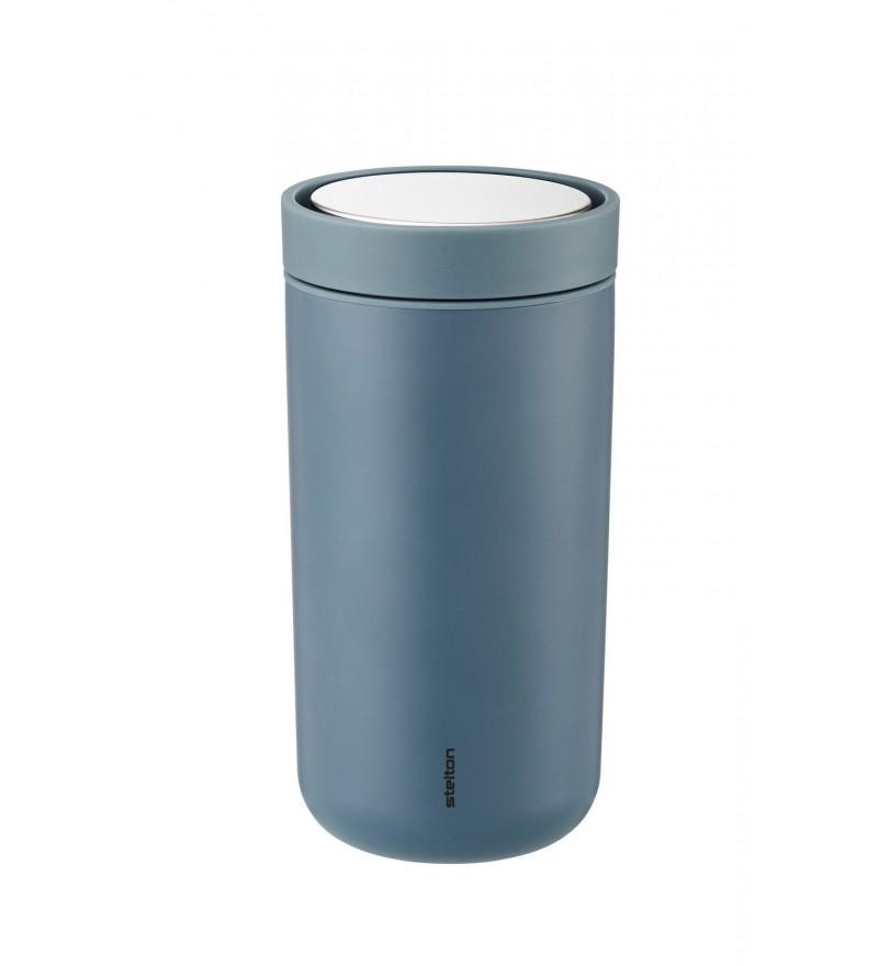 Kubek termiczny To Go Click Stelton - 200ml, petrol