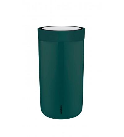 Kubek termiczny To Go Click Stelton - 200ml, sosnowa zieleń