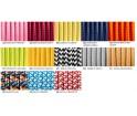 Kinkiet Loft Manzana z kablem w oplocie - różne kolory