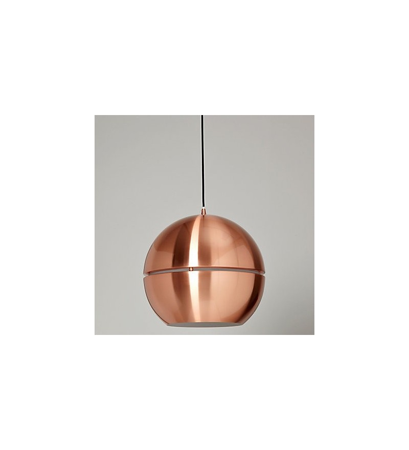 Lampa wisząca Retro '70 Copper Zuiver - 2 średnice