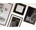 Plakat REASON MM House Design - różne rozmiary