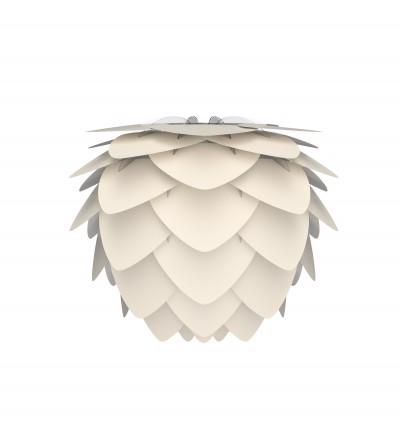 Lampa aluminiowa Aluvia mini pearl VITA Copenhagen - perłowa biel