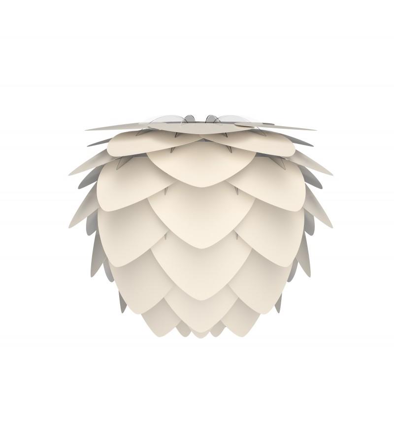 Lampa aluminiowa Aluvia mini pearl UMAGE (dawniej VITA Copenhagen) - perłowa biel