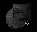 Stolik ISO A Petite Friture - czarny