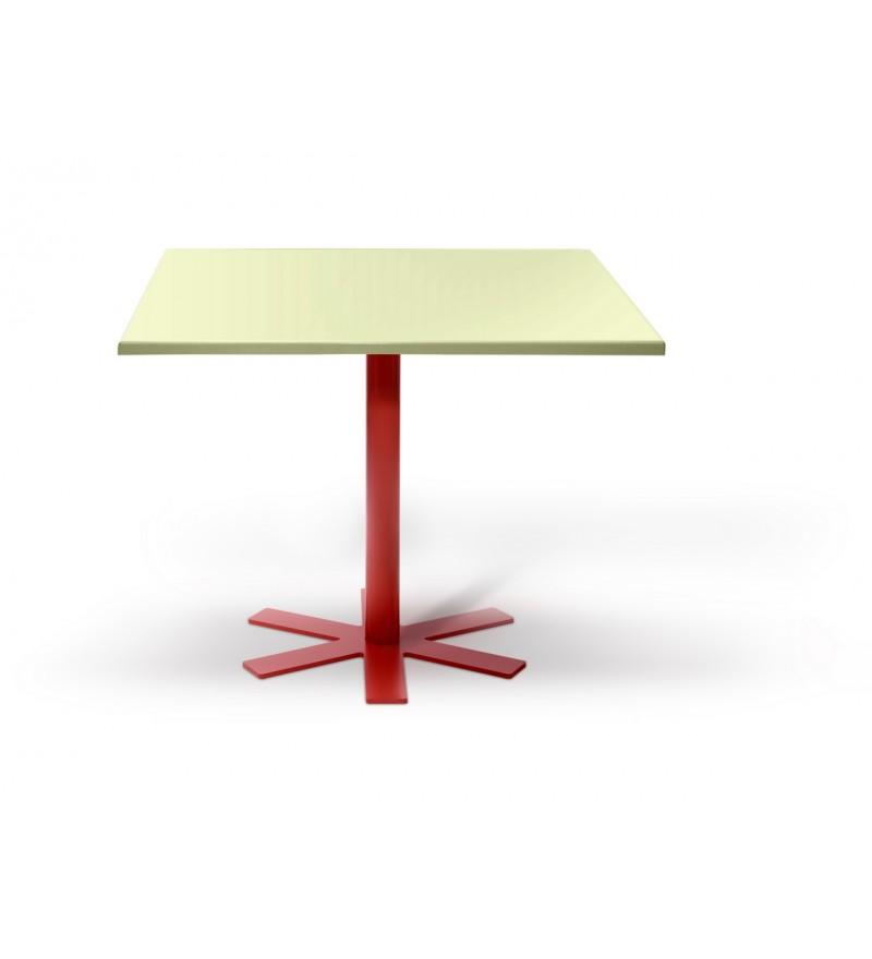 Stół PARROT Petite Friture - mały, jasnożółty