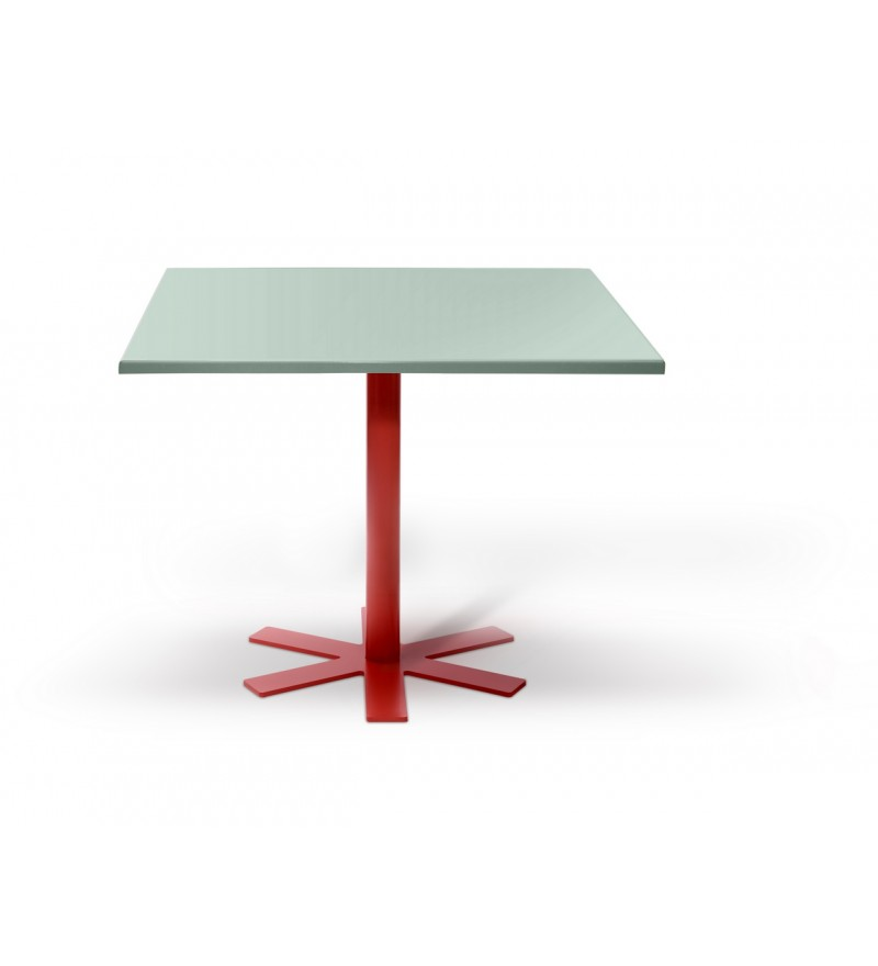 Stół PARROT Petite Friture - mały, jasnoturkusowy