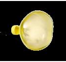 Wieszak BUBBLE Petite Friture - duży, żółty