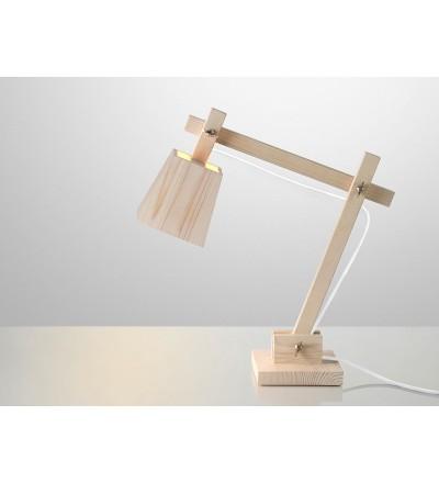 Lampa biurkowa Wood Lamp Muuto
