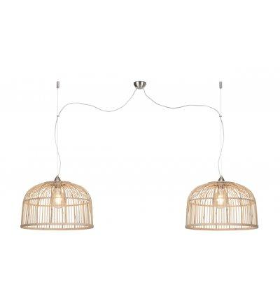 Lampa wisząca Borneo It's About RoMi - podwójna, rozmiar L