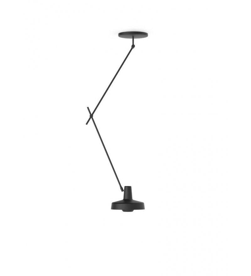 Lampa sufitowa ARIGATO CEILING LONG - wydłużona, czarna